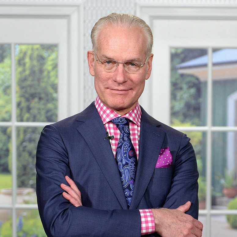 Follow Tim Gunn's lead. Give yourself limits and MAKE IT WORK. Image courtesy of parade.com